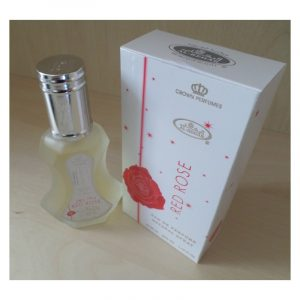Eau de parfum Red Rose - Al Rehab 35ml