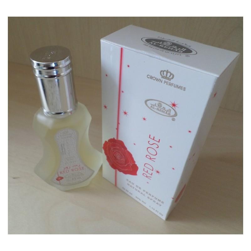 Eau de parfum Red Rose - Al Rehab 35ml