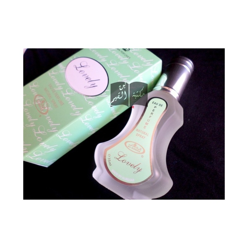 Eau de parfum Lovely - Al Rehab