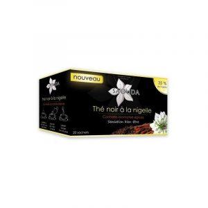 Thé noir à la nigelle - Saouda