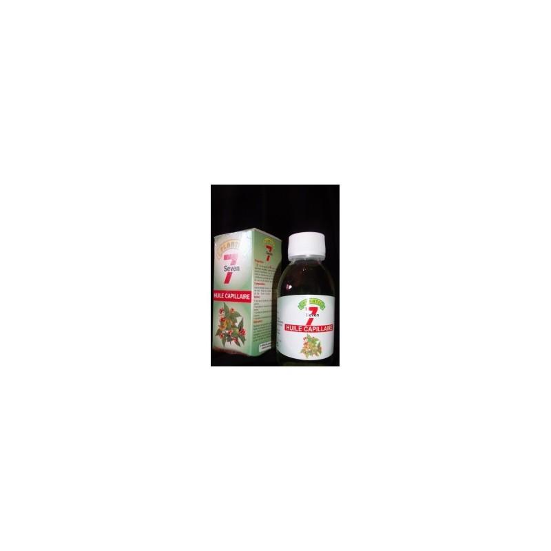 Huile capillaire - 7 huiles végétales