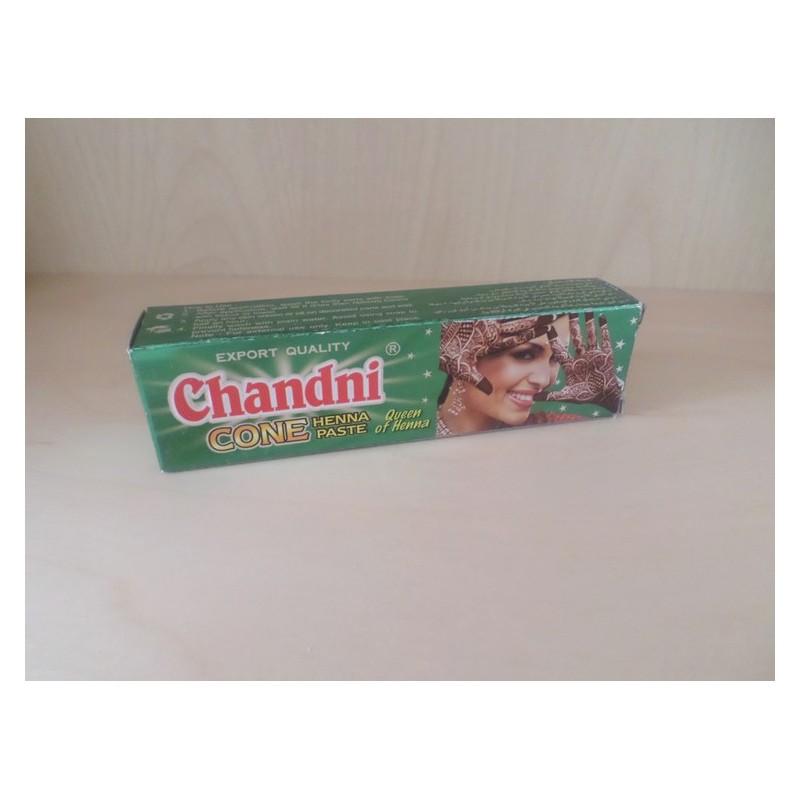 Tube de henné - Chandni Cone Henna Paste -
