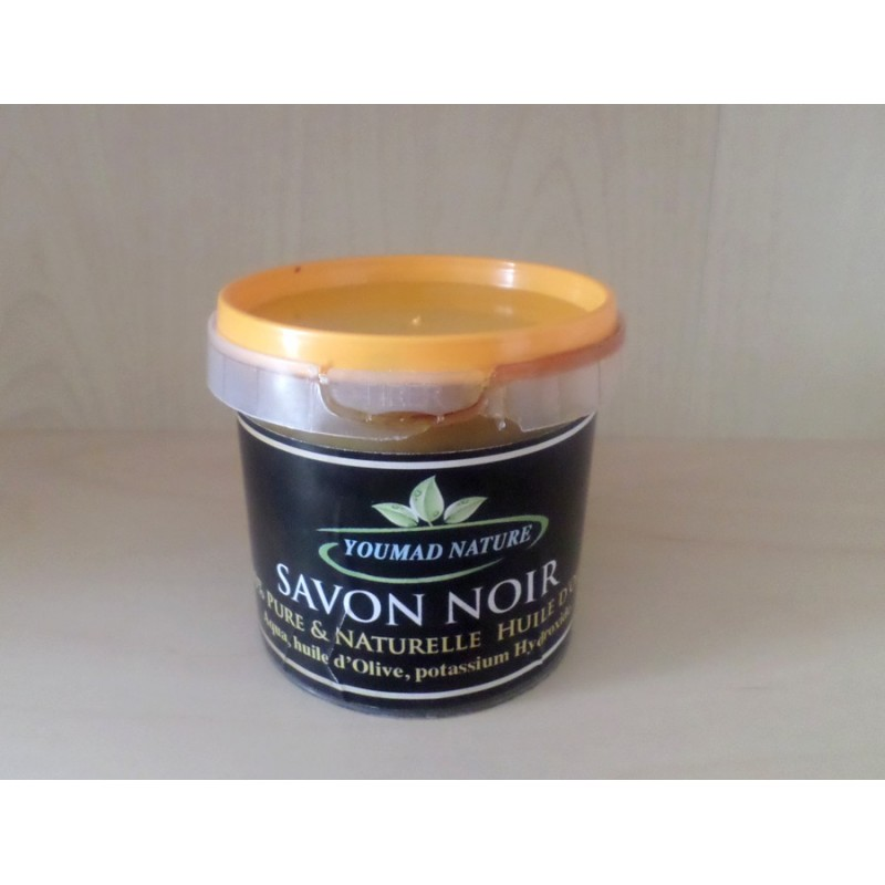 Savon Noir 100% Pur et Naturel