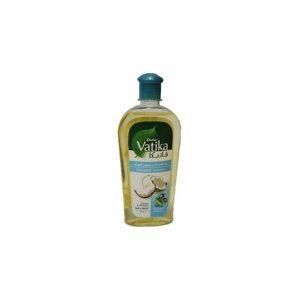 Huile pour cheveux a l'huile de ricin, noix de coco & henné - Dabur Vatica