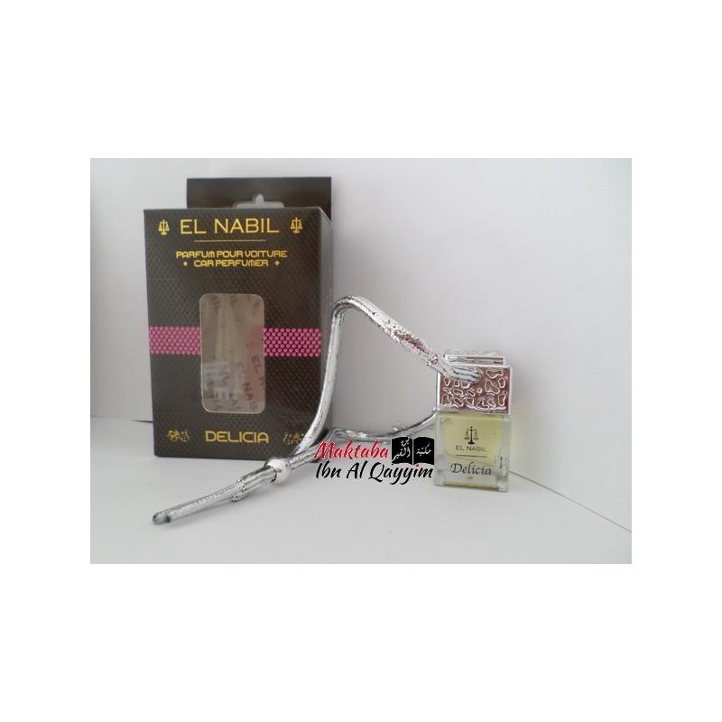 """El Nabil - Parfum pour voiture """" Delicia """""""