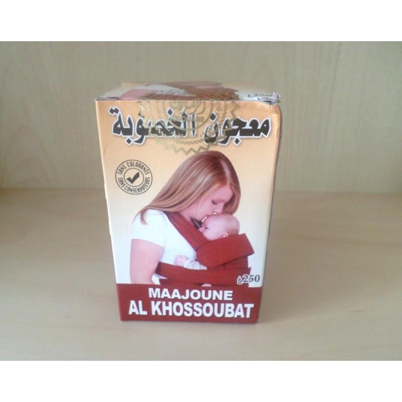 Maajoune Al Khossoubat - 250 g