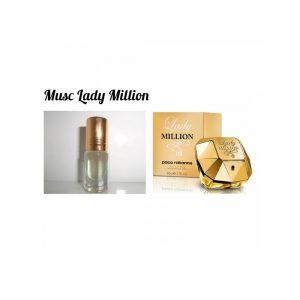 Musc Lady Million - 3 mL