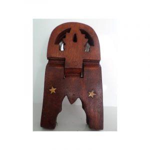 Petit porte coran - étoile