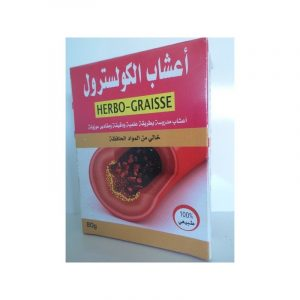 Herbo-Graisse - Traitement contre le cholestérol