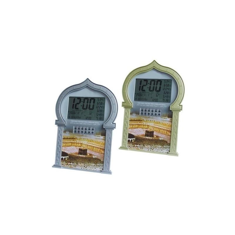 Horloge Adhan - avec roqya