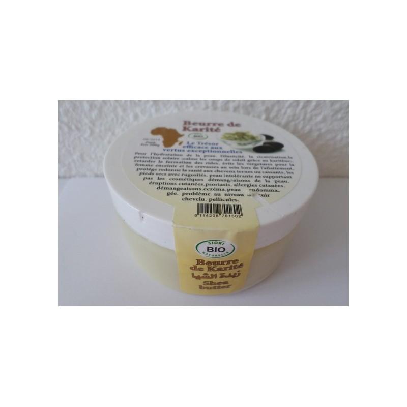 Beurre de karité - Sidki Bio