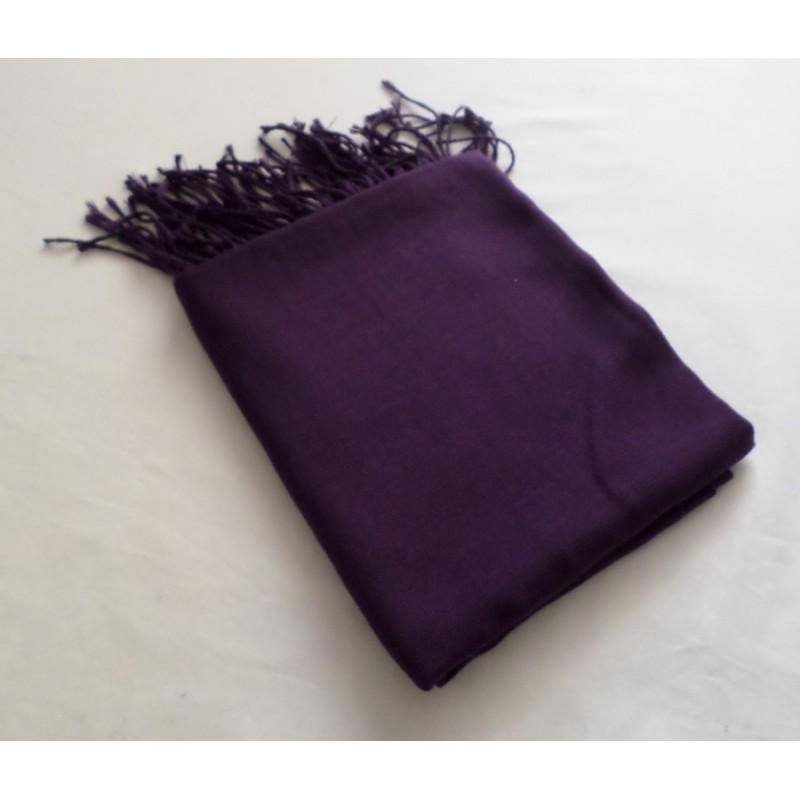 Pashmina turc - Violet