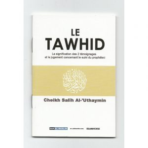 Le tawhid - Format mini