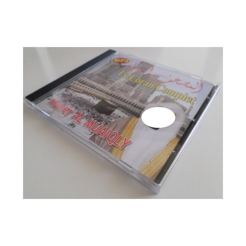 Le coran complet par Maher Al Muaiqly - CD MP3