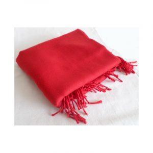 Pashmina turc - Rouge