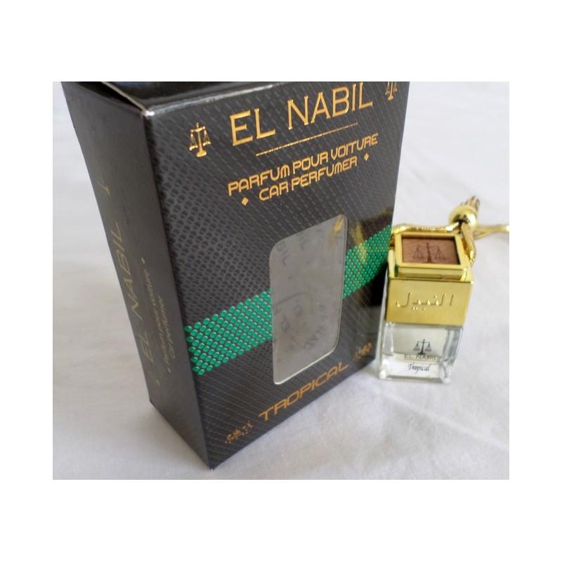 Musc tropical car musc - El Nabil