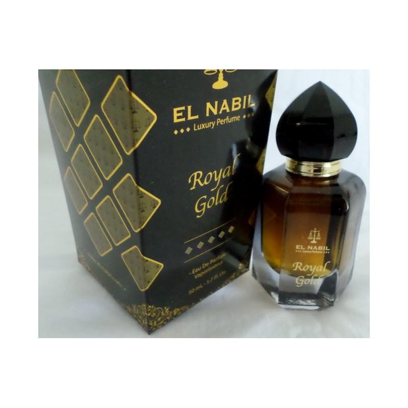 Eau de parfum Royal gold - El Nabil