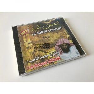 Le coran complet par Mohamed Al-Louhaydan - CD MP3