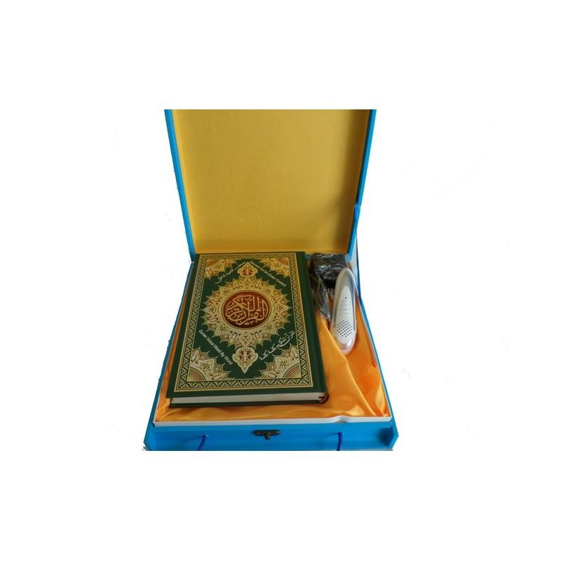 Coran élétronique tajwid mot à mot - Grand format
