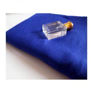 Maxi hijab uni - Bleu roi