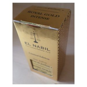 Musc Royal gold intense - El Nabil