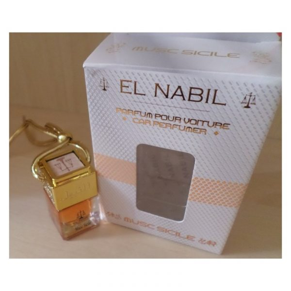 Car musc Halima - El Nabil