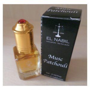 Musc Patchouli - El Nabil