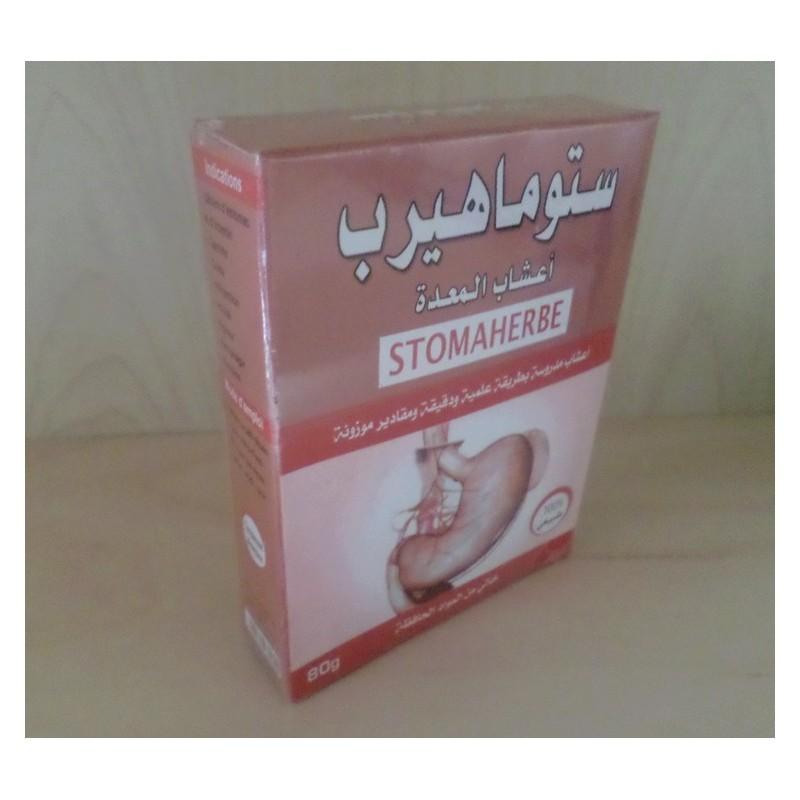 Stomaherbe - remède contre les maux de ventre