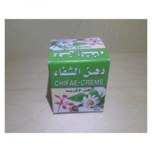Chifae-crème - traitement des affections cutanées