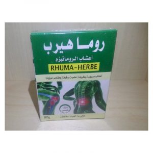 Rhumaherbe - remède contre les rhumatismes
