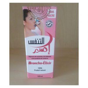 Broncho-Élixir - sirop contre les toux chroniques et l'asthme