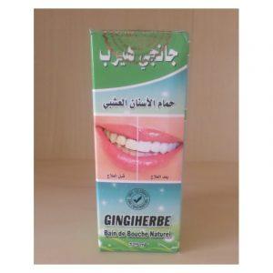Gingiherbe bain de bouche