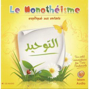 Le monothéisme expliqué aux enfants - CD audio