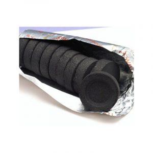 Pastilles de charbon pour encens et bakhoor
