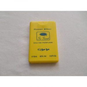 Musc soft - pocket spray - Al Rehab