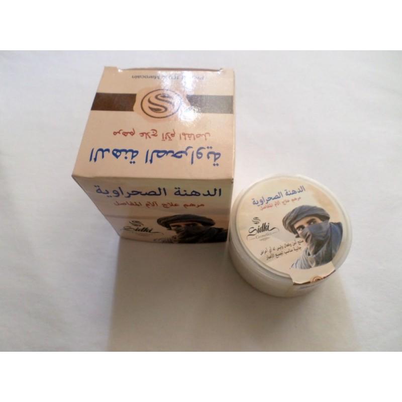 Crème le saharien - rhumatismes et arthrose