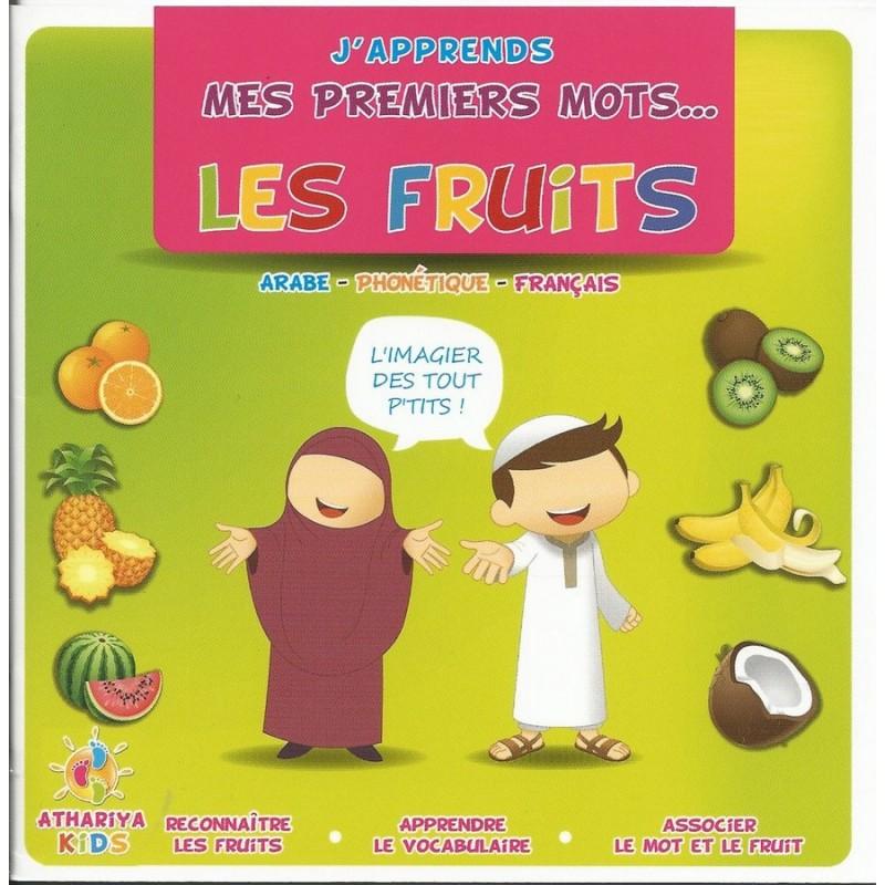 J'apprends mes premiers mots - Les fruits