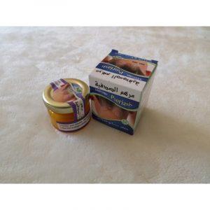 Baume de massage contre la le psoriasis - l'eczéma