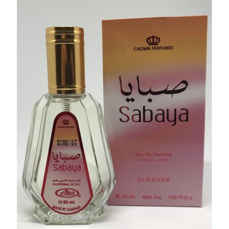 Eau de parfum Sabaya - Al Rehab