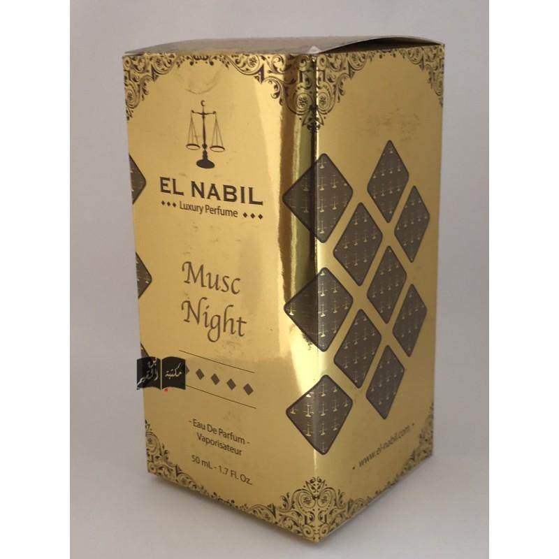 Eau de parfum Night - El Nabil