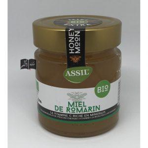 Miel de romarin bio - Assil