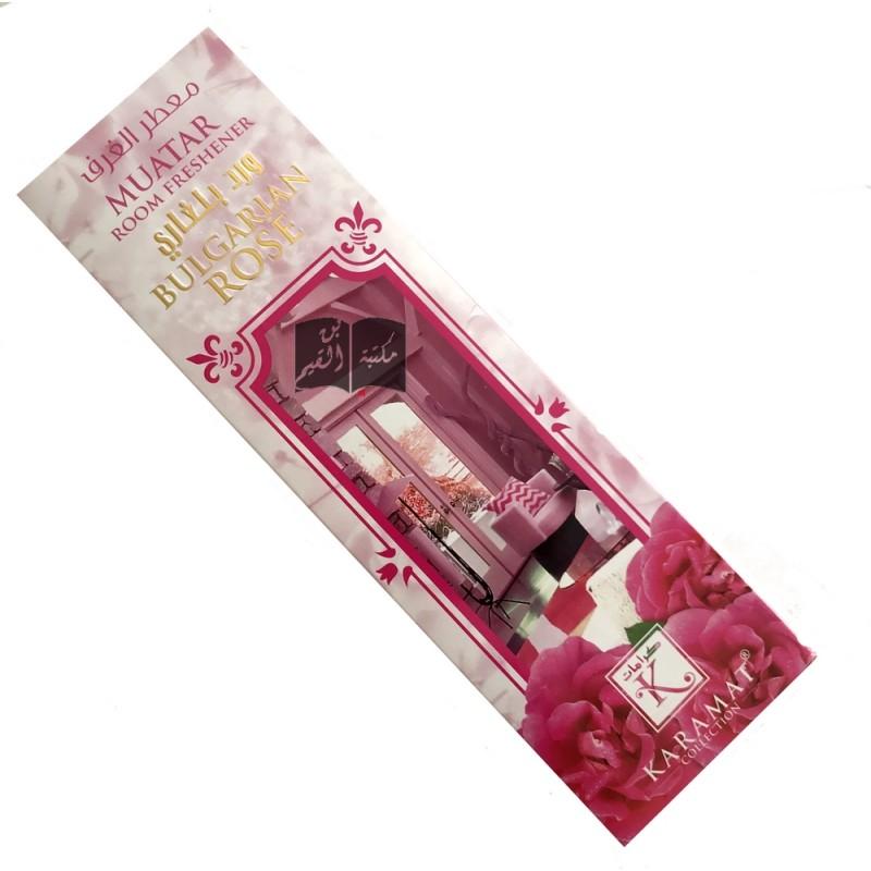 Désodorisant d'intérieur - Room freshener Bulgarian rose - Karamat