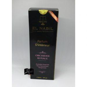 Parfum d'intérieur Orchidée royale - El Nabil