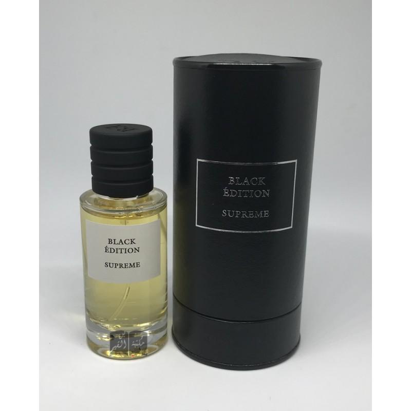 Parfum supreme 50 mL - Black Edition
