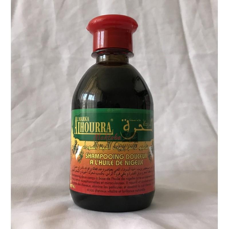 Shampoing douceur à l'huile de nigelle - Al Hourra