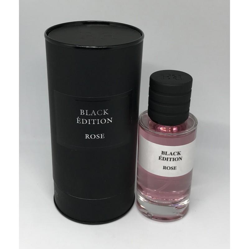 Parfum Rose 50 mL - Black Edition