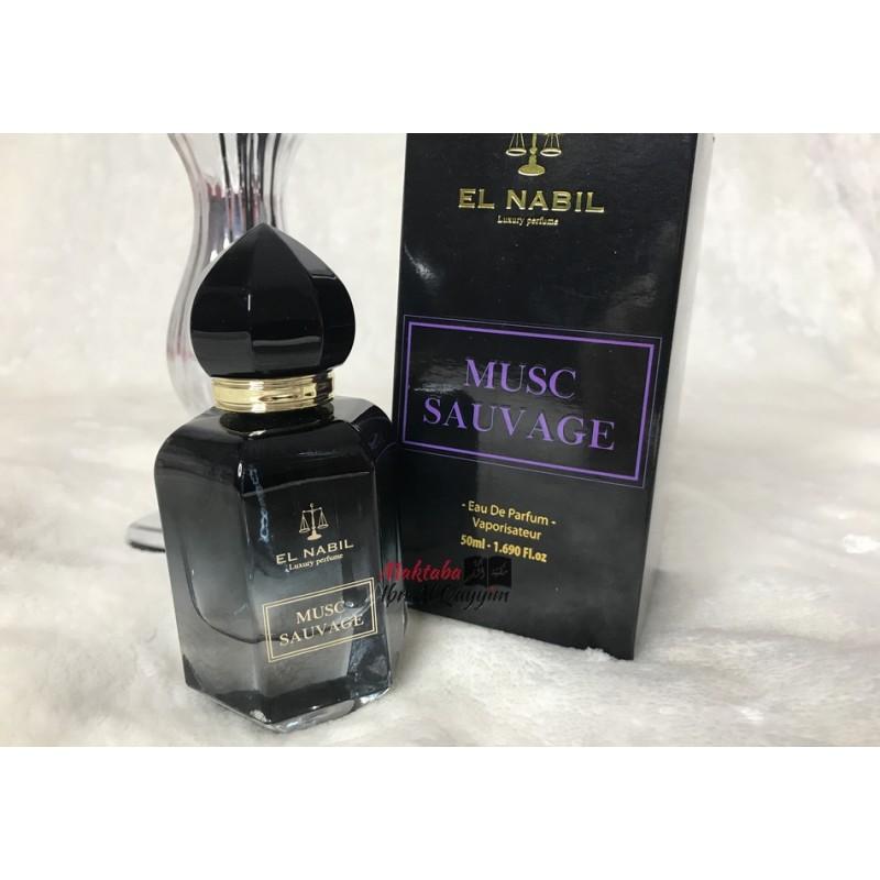 Eau de parfum Sauvage - El Nabil
