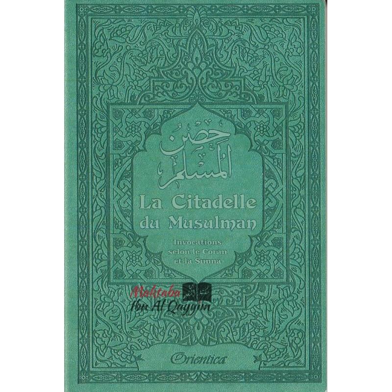 Citadelle du musulman - Vert d'eau