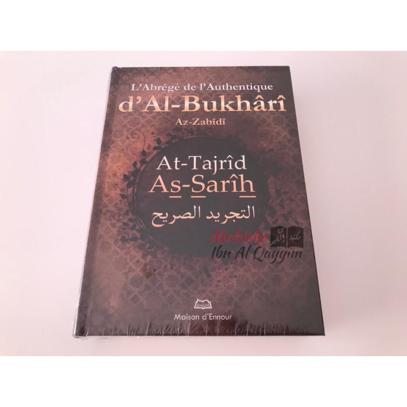 L'Abrégé de l'authentique d'Al Bukhari