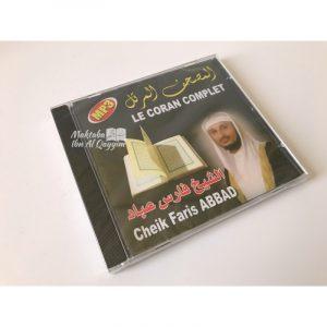 CD Coran complet par Fares Abbad - CD MP3